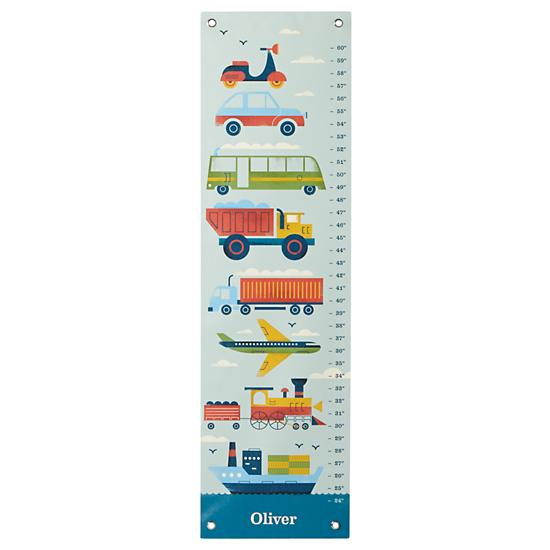 10 Best Gifts for New Baby - personalized growth chart