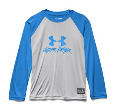 Under Armour Slasher Long Sleeve Rash Guard
