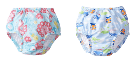 iPlay Ultimate Ruffle Snap Swim Diaper