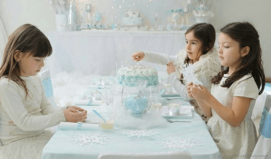 Elegant Frozen-Inspired Cakes & Treats That Would Make Elsa Proud (And Won't Result in a Pinterest Fail)