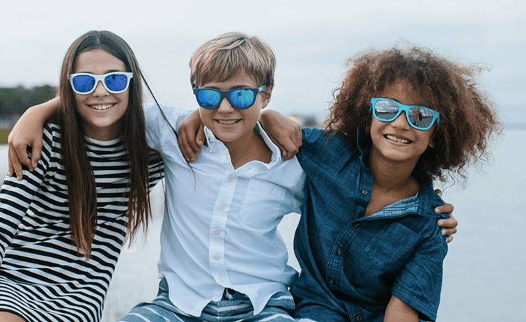 Sunglasses for Tween and Teens. Aces Navigators.