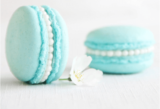 Easy Disney Frozen Treat Dessert Ideas - Macarons by Sprinkle Bakes