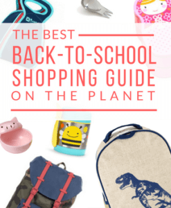 The best back-to-school shopping guide for kids' backpacks, lunch bags, boxes, accessories and supplies
