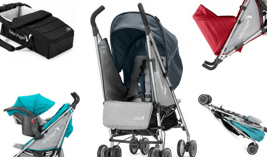 Best Umbrella Stroller - Baby Jogger Vue Light