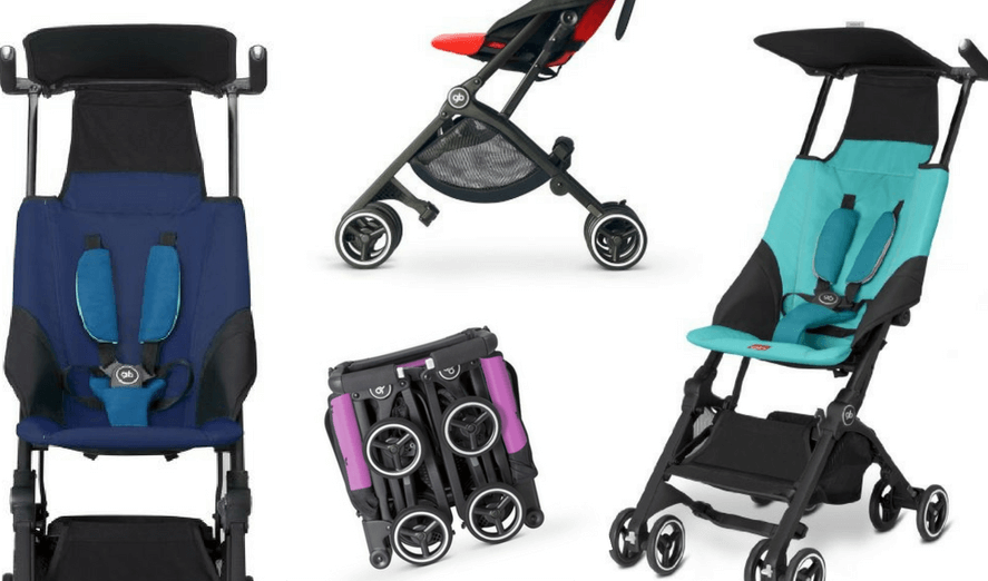 gb Pockit Umbrella Stroller