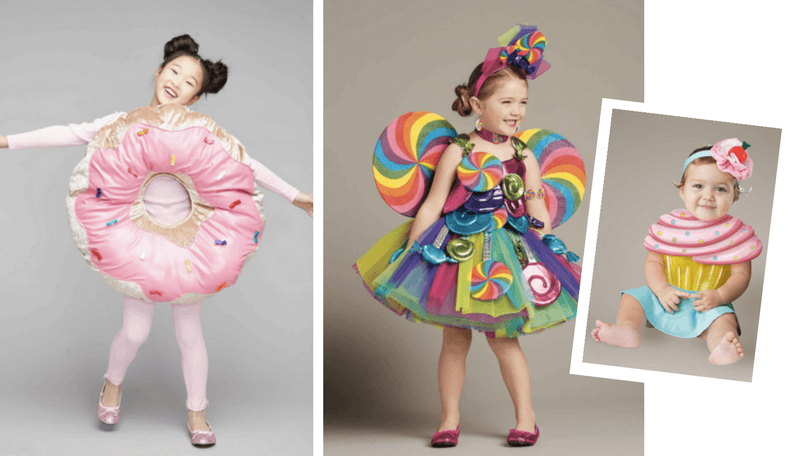 Creative Halloween Costumes for Siblings - Sugar Candy Rush