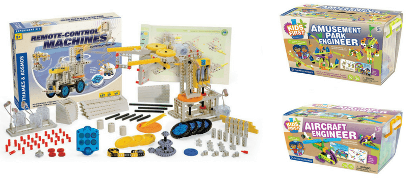 Best Non-Toy Gift Guide for Kids - Robot Experimenting Kit