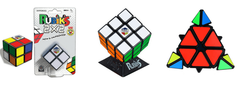 Best Non-Toy Gift Guide for Kids - rubik's cube