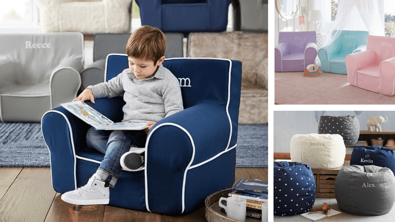 Best Non-Toy Gifts for Kids - Kid-Sized Chair