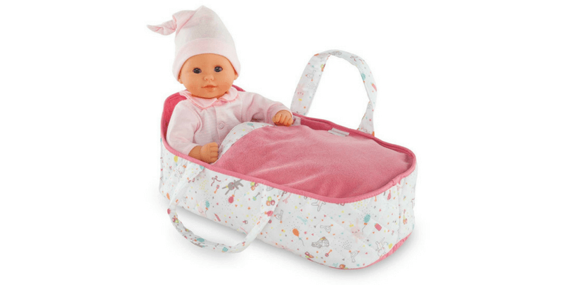 Gift Guide Best Toys for Doll Lovers - Corolle Mon Premier Bed