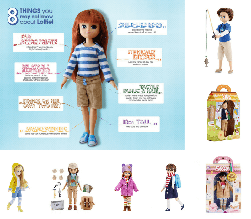 Gift Guide Best Toys for Doll Lovers - Lottie