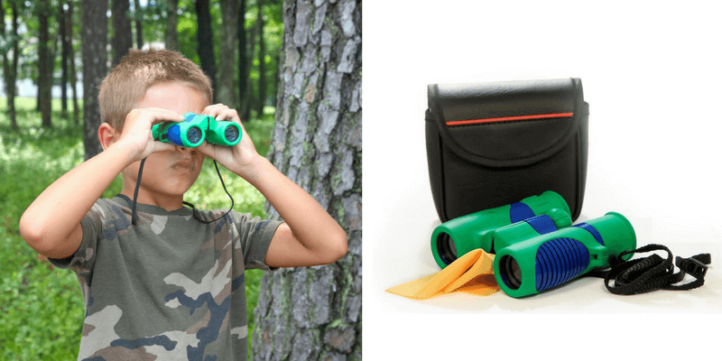 Best Non-Toy Gift Guide for Kids - Binoculars