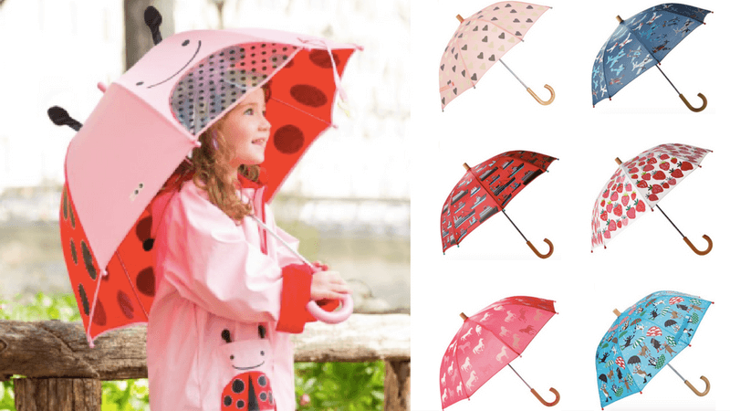 Best Non-Toy Gifts for Kids - Umbrella