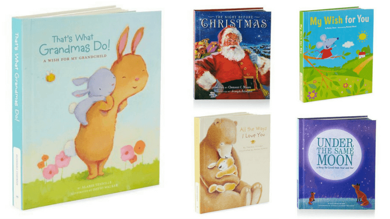 Best Non-Toy Gifts for Kids - Hobbies & Interests - Recordable Story Books