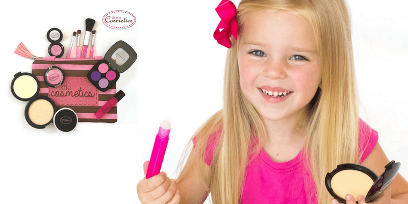 Gift Guide Best Toys for Doll Lovers - Little Cosmetics Makeup Set