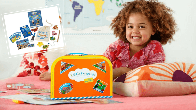 Best Subscription Boxes for Kids - Little Passports
