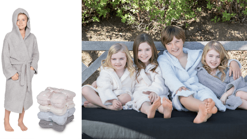 Best Non-Toy Gifts for Kids - bathrobe