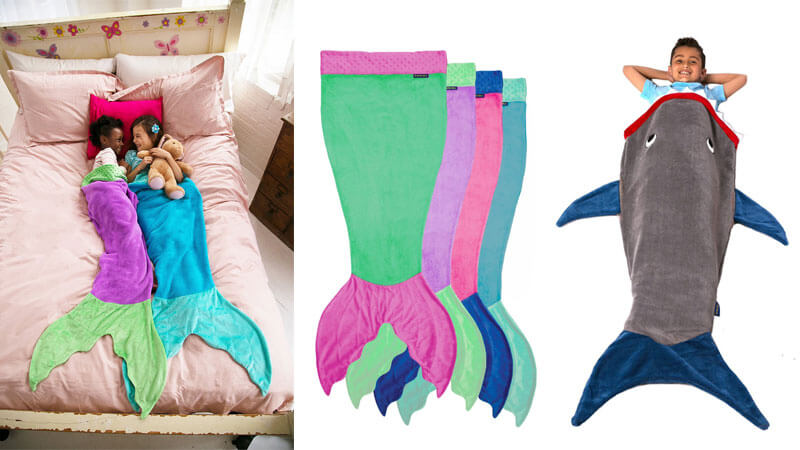 Best Non-Toy Gifts for Kids - Blankie Tails