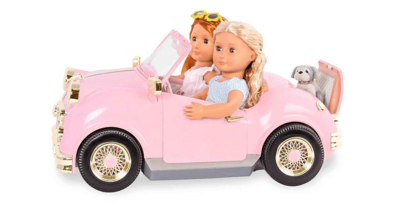Gift Guide Best Toys for Doll Lovers - Badger Basket Bunk Bed
