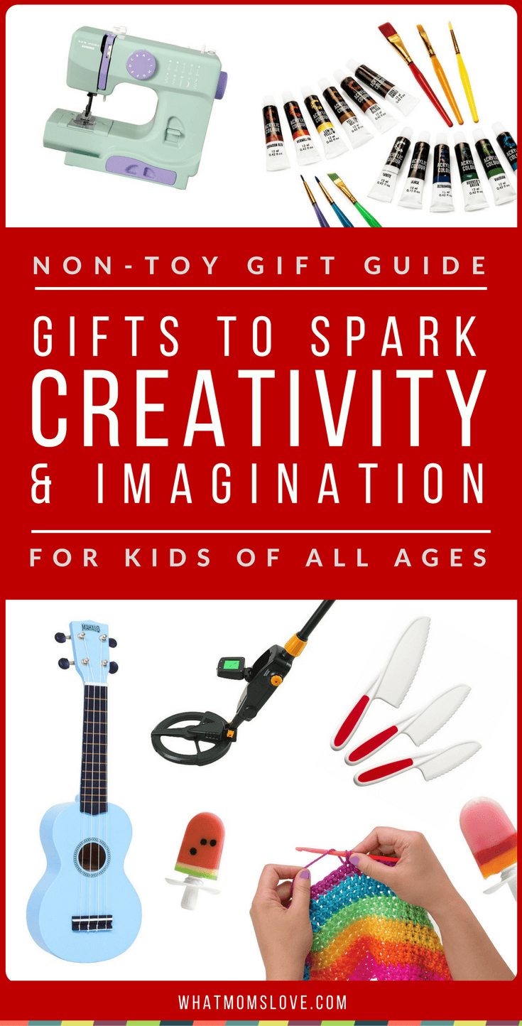Non-Toy Gift Guide for Holidays and Birthdays