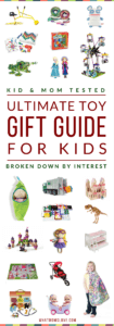 Best Toy Gift Guide for Kids Boys Girls Babies Toddlers