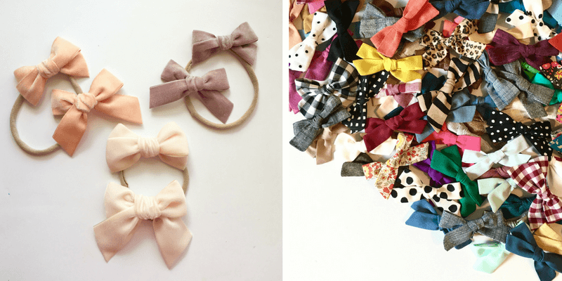Best Non-Toy Gifts for Kids - Hair Accessories