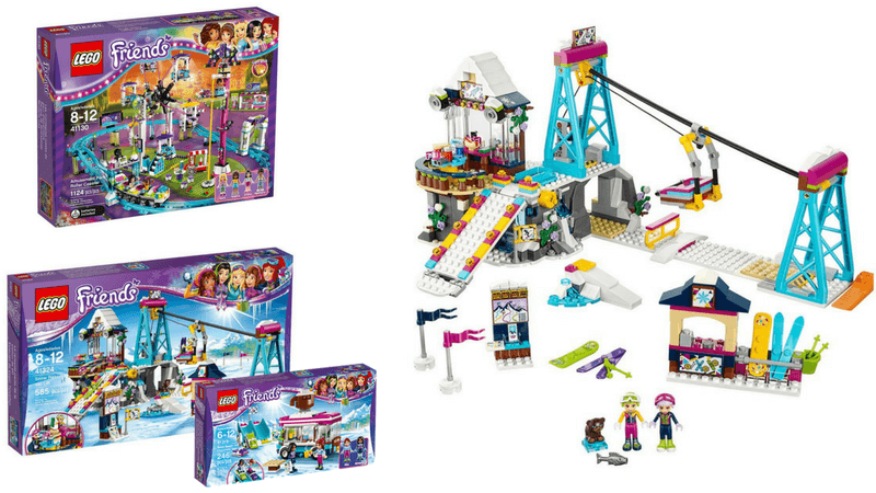 Best Building Toys For Kids | Great Gift Ideas For Girls | Best Lego Sets For Girls