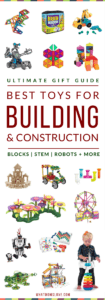 Best Building Toys For Kids | Gift Ideas For Kids Who Like To Build & Put Things Together
