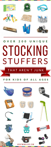 Best Stocking Stuffers For Kids | Unique small Gift Ideas For Babies, Toddlers, Tweens & Teens