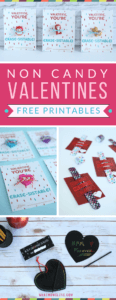 No Candy Printable Valentines Cards For Your Kids School Classroom