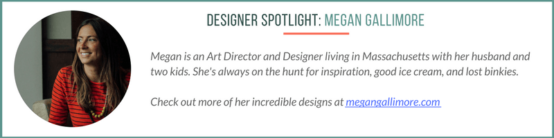 Megan Gallimore - Art Director and Designer
