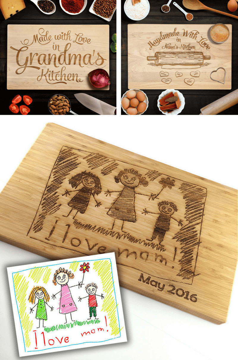 19 Unique Personalized Gifts For Mother S Day Custom Creations That Will Move Mom Or Grandma To Tears What Moms Love