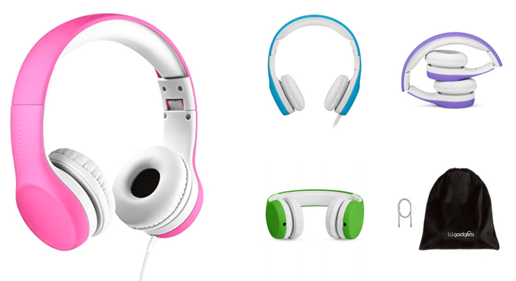 Best Headphones For Kids - LilGadgets