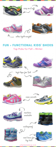 Best Kids Shoes for girls and boys | Looking for fashionable stylish shoes for your toddler, grade schooler or tween? Top picks for sneakers and boots for fall, winter and more | All make great birthday and christmas gifts! Tsukihoshi Review