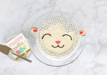Easy DIY Easter Lamb Cake Tutorial - A Simple Yet Stunning Dessert You Can Really Make!