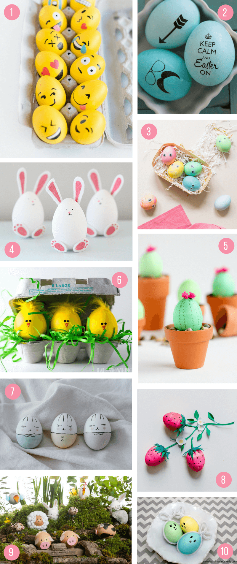 Easter Egg Decorating Ideas For Kids 70 Creative Ways To Decorate