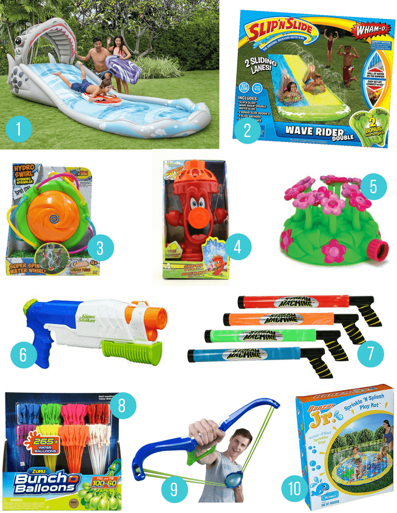 Water Activities To Keep Your Kids Cool