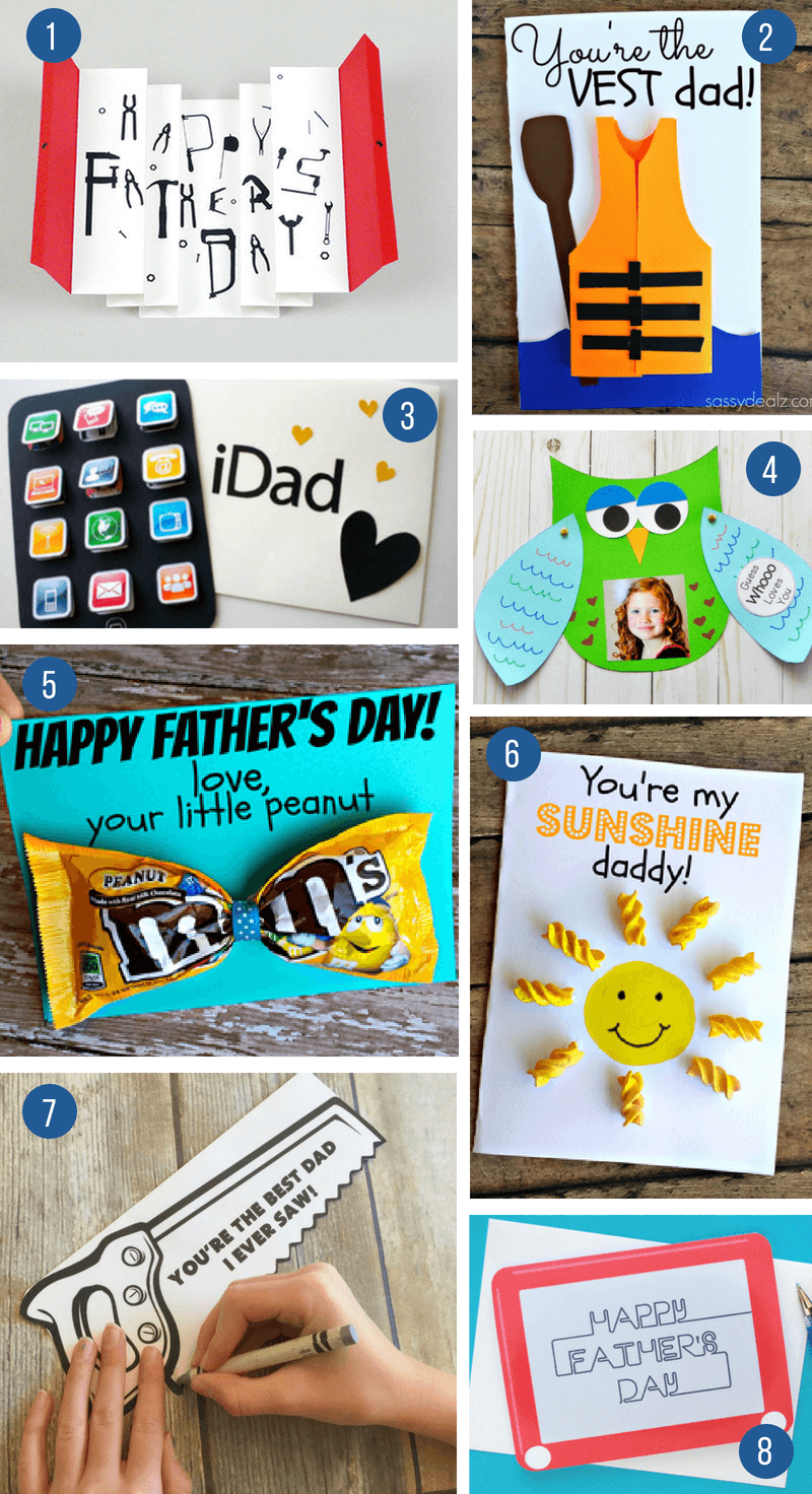 Incredible Diy Fathers Day Gift Ideas Personalised Birthday Cards Paralily Jamesorg