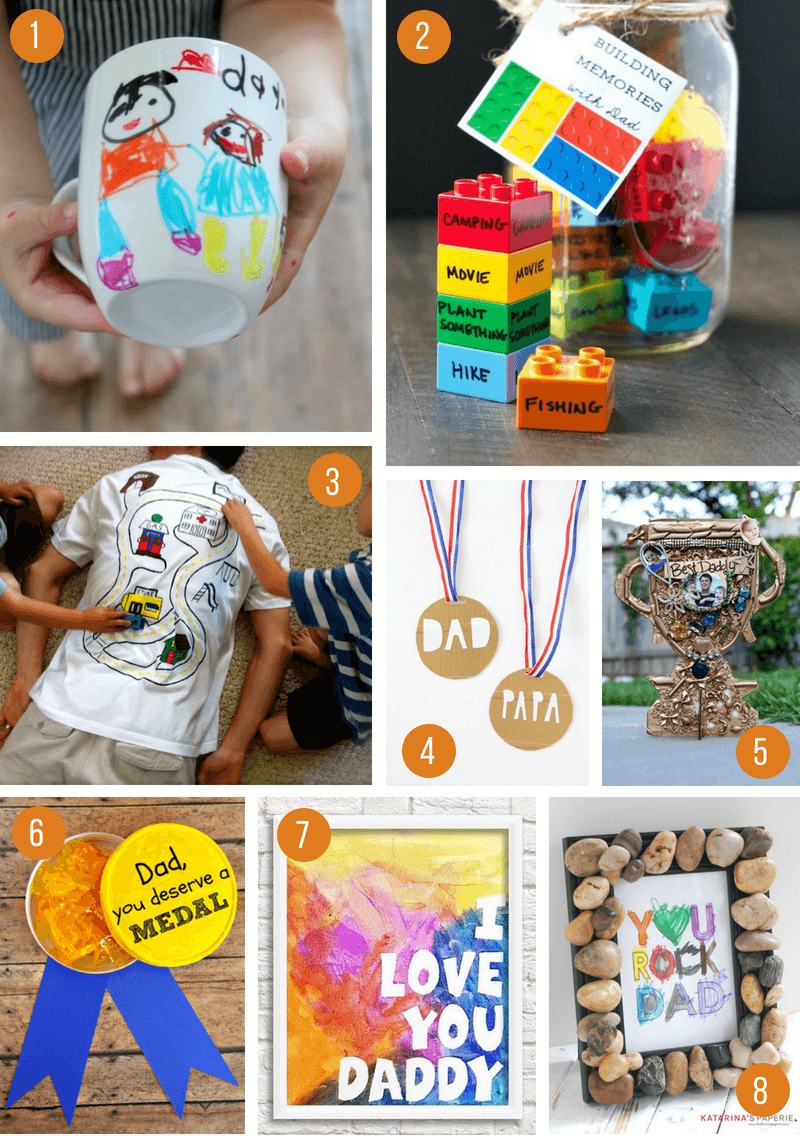 Diy Father S Day Gift Ideas From Kids
