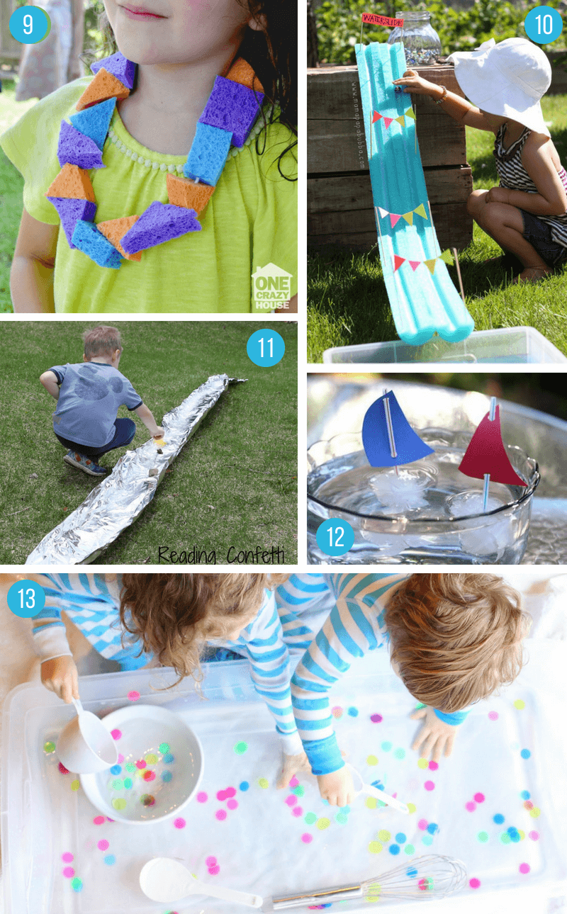 The Best Outdoor Water Activities to Keep Your Kids Cool This