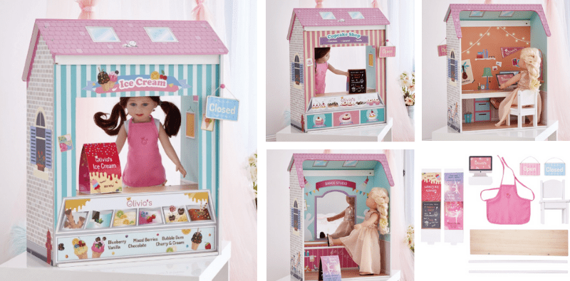 Best Doll Houses and Doll House Accessories