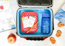 "Printable Interactive Lunch Box Notes That Help Answer Your Question: ""How Was Your Day?"""