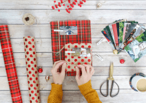 Creative DIY Gift Wrapping Ideas For Kids: Personalize Their Presents For Birthdays, Christmas, Or Just To See Them Smile.