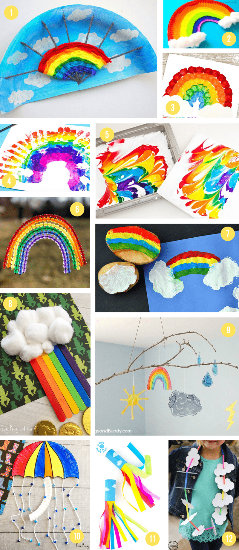 The Epic Collection Of Spring Crafts For Kids All The Best Art Projects Activities To Celebrate The Season What Moms Love