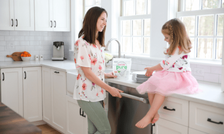The Foolproof Kitchen Cleaning Schedule To Keep Your Kitchen Spotless (+ Free Printable Checklist!)
