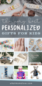 Best Personalized Gifts for Kids