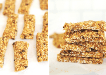 Allergy-Friendly Chewy Chocolate Chip Granola Bar Recipe. Healthy, Kid-Approved + School Safe (Nut, Gluten & Dairy Free)!