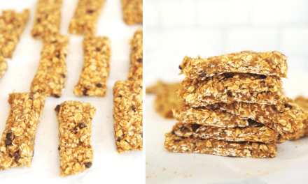 "Allergy-Friendly Chewy Chocolate Chip Granola Bar Recipe. Healthy, Kid-Approved + School Safe (Nut, Gluten <span class=""amp"">&</span> Dairy Free)!"