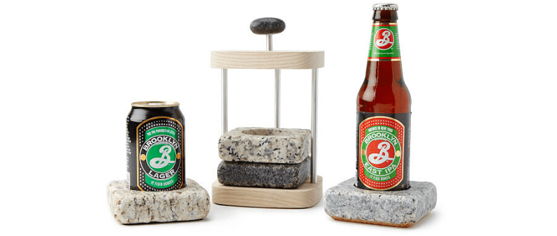 beer cooling coasters