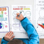 "<span class=""caps"">FREE</span> Quarantine Time Capsule Printable for Kids"